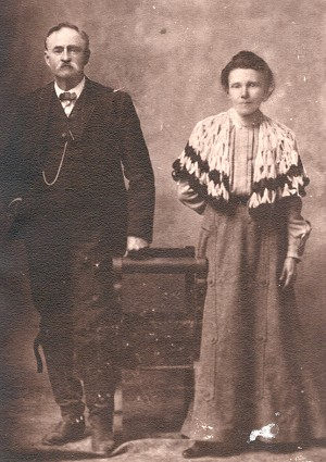 Alfred A. Sloan and Mollie Gray Sloan