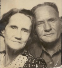 Ruberta Verdell Martin and Orney Cleveland Sloan